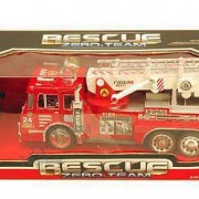 10-RC-Rescue-Fire-Engine-Truck-Remote-Control-Kids-Toy-with-Extending-Ladder-Lights-0-0