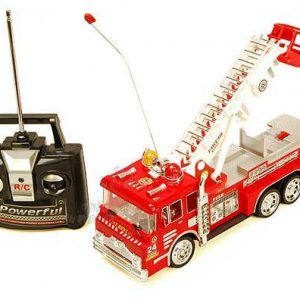 10-RC-Rescue-Fire-Engine-Truck-Remote-Control-Kids-Toy-with-Extending-Ladder-Lights-0