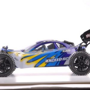 110-24Ghz-Exceed-RC-Hyper-Speed-Beginner-Version-16-Engine-Nitro-Powered-Off-Road-Buggy-Fire-Blue-STARTER-KIT-REQUIRED-0