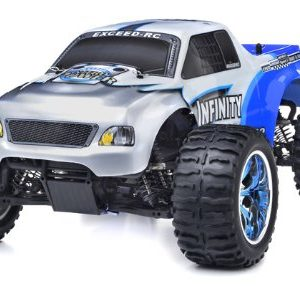 110-24Ghz-Exceed-RC-Infinitve-Nitro-Gas-Powered-RTR-Off-Road-Monster-4WD-Truck-Blue-REQUIRED-TO-RUN-and-SOLD-SEPARATELY-STARTER-KIT-0