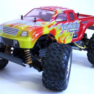110-Offroad-Off-Road-Radio-Remote-Control-4wd-Bonzer-Xt-Cross-Tiger-Monster-Truck-Rc-Rtr-0