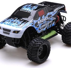 116-24Ghz-Exceed-RC-Magnet-EP-Electric-RTR-Off-Road-Truck-Fire-Blue-0-1