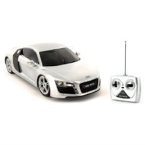 118-Audi-R8-Radio-Remote-Control-Car-RC-0