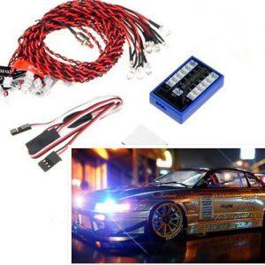 12-LED-4-operation-modes-Multi-color-RC-Car-Flashing-Light-Lamp-System-48-60V-0