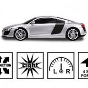 120-AUDI-R8-Radio-Remote-Control-Car-RC-Silver-Re-Chargeable-READY-TO-RUN-4-Band-Full-Function-Radio-Control-that-can-run-4-cars-at-the-same-time-0-0