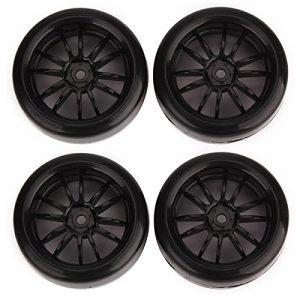 12mm-Hub-RC-1-10-Racing-Car-Drift-Wheel-Rims-Smooth-Tires-Pack-of-4-0
