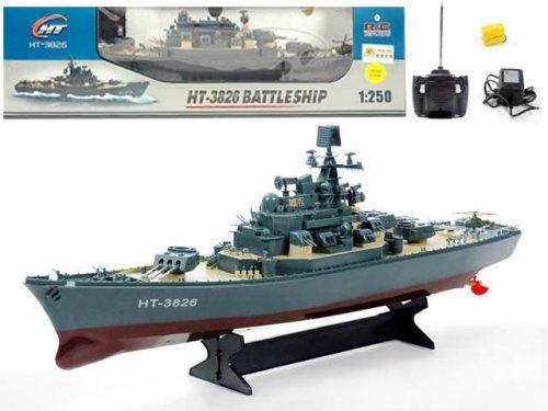 23-Ht-Radio-Control-Rc-Battle-Warship-Boat-Cruiser-Destroyer-0