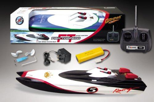 29-Fish-Torpedo-Offshore-Dual-Motors-Radio-Controlled-RC-Racing-Boat-NEW-Colors-May-Vary-0