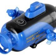 4-Channels-Mini-Wireless-RC-Toy-Submarine-Blue-0-1