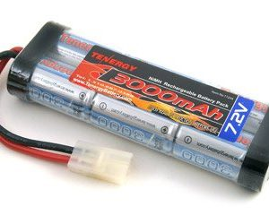 72V-Tenergy-3000mAh-Flat-NiMH-High-Power-Battery-Packs-with-Tamiya-Connectors-for-RC-Cars-0