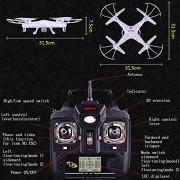 Acten-Syma-X5C-1-24Ghz-6-Axis-Gyro-RC-Quadcopter-Drone-UAV-RTF-UFO-with-2MP-HD-Camera-0-4