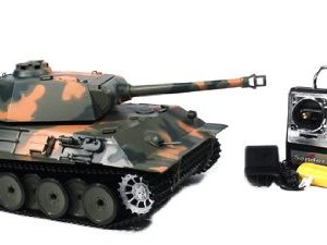 Airsoft-Remote-Control-RC-German-Panther-Battle-Tank-0