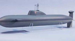 Akula-Class-Russian-Submarine-33-inches-Dumas-0