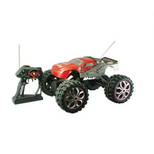 Azimporter-110-4Wd-Electric-RC-Rock-Crawler-Off-Road-Monster-Truck-Vehicle-Toy-Red-0