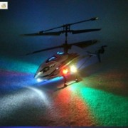 BLUE-4-ch-Indoor-Infrared-Remote-Control-Helicopter-DRIFT-KING-with-Gyroscope-0-0