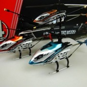 BLUE-4-ch-Indoor-Infrared-Remote-Control-Helicopter-DRIFT-KING-with-Gyroscope-0-1