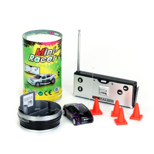 coke can mini rc radio remote control micro racing car rc radio control. Black Bedroom Furniture Sets. Home Design Ideas