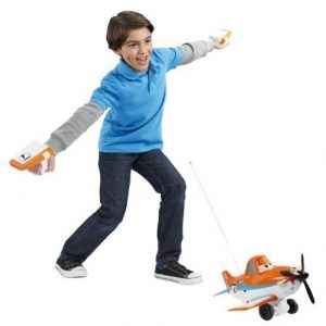 Disney-Planes-Wing-Control-Dusty-Crophopper-Radio-Control-Plane-Children-Kids-Game-0