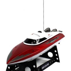 Double-Horse-K-Marine-7009-Electric-RC-Boat-High-Speed-15-MPH-3CH-RTR-0