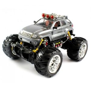 Electric-116-Jeep-Grand-Cherokee-Monster-Truck-Rechargeable-RTR-RC-Car-Remote-Control-Quality-RC-Truck-w-Wheel-Lights-0