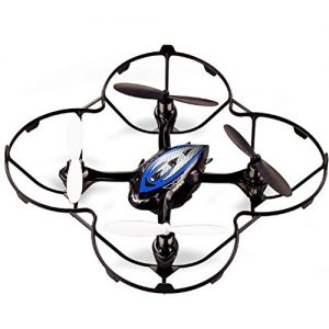 F180-Mini-RC-Drone-with-LED-Light-4-CH-6-Axis-24-GHz-Gyro-RC-Quadcopter-Color-Blue-By-DFD-0