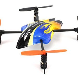 Flaming-Zee-601-Electric-RC-Quadcopter-24GHz-Lightweight-Quad-Rotor-Drone-GYRO-Gyroscope-4CH-Channel-Ready-To-Fly-RTF-Colors-May-Vary-0