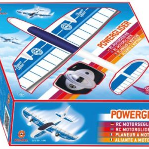 GUNTHER-Power-Glider-Radio-Control-Plane-0