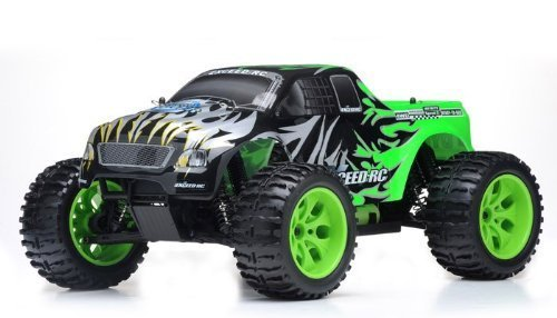 110-24Ghz-Exceed-RC-Electric-Infinitive-EP-RTR-Off-Road-Truck-Fire-Sava-Green-0