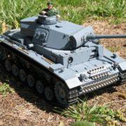 116-RC-German-Panzer-Kampfwagen-III-Remote-Controlled-Battle-Tank-0-0