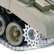 116-Remote-Control-Snow-Leopard-M26-Air-Soft-RC-Battle-Tank-Smoke-Sound-Upgrade-Version-w-Metal-Gear-Tracks-0-3