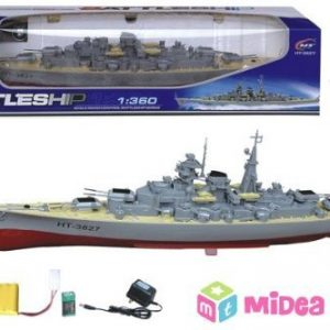 1360-German-Bismarck-Military-Battleship-Radio-Control-Boat-RC-Ready-to-Run-0