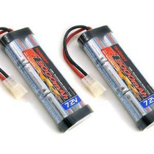 2-pcs-72V-3000mAh-Flat-NiMH-High-Power-Battery-Packs-with-Tamiya-Connectors-for-RC-Cars-0