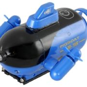 4-Channels-Mini-Wireless-RC-Toy-Submarine-Blue-0