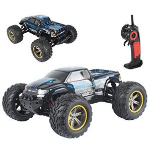 AMOSTING-S911-33MPH-24GHz-2WD-Off-Road-Waterproof-Monster-RC-Truck-112-Scale-Blue-0