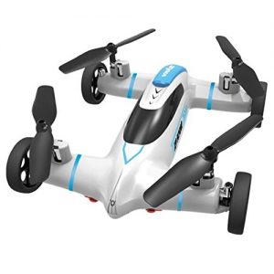 Babrit-X9-Flying-Cars-Quadcopter-Car-Remote-Control-Car-and-RC-Quadcopter-Remote-Control-Drone-Flying-Vehicles-0