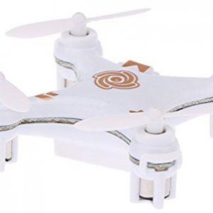 Cheerson-CX-10A-24GHz-4CH-RC-Quadcopter-NANO-Drone-with-Headless-Mode-White-0