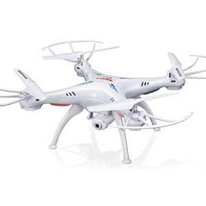 Cheerwing-Syma-X5SW-FPV-Explorers2-24Ghz-4CH-6-Axis-Gyro-RC-Headless-Quadcopter-Drone-UFO-with-HD-Wifi-Camera-White-0