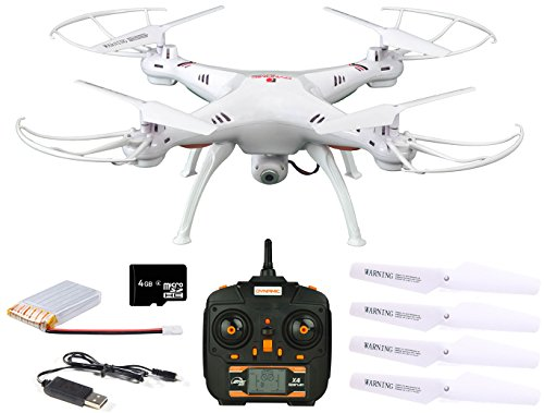 dynamic aerial systems x4 spartan 2 4ghz 4ch 6 axis gyro rc quadcopter drone with 2mp camera. Black Bedroom Furniture Sets. Home Design Ideas