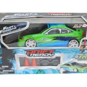Fast-Furious-RC-Drift-Ready-116-Radio-Control-Drifting-Car-Green-0