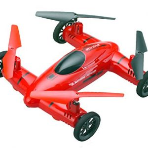 Flying-Car-2-in-1-RC-Car-and-Quadcopter-Drone-1-Key-Return-Bonus-Battery-Double-Flight-Time-by-Bo-Toys-0