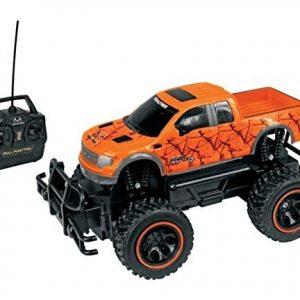 Ford-Realtree-Radio-Control-F-150-SVT-Raptor-Remote-Control-Truck-ORANGE-0