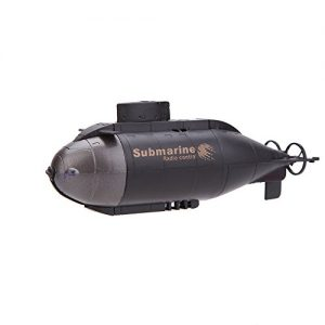 GoolRC-777-216-Mini-RC-Racing-Submarine-Boat-RC-Toys-with-40MHz-Transmitter-Black-0