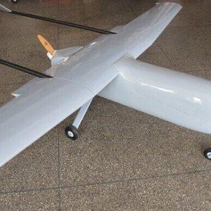 Gowe-Aircraft-FPV-Radio-Remote-Control-Mugin-3m-UAV-V3-Tail-Platform-RC-Airplane-Model-Plane-DIY-carbon-fiber-V-3-tail-without-engine-0