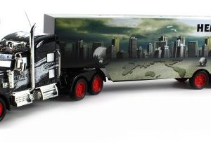 Heavy-City-12-Semi-Electric-RC-Truck-Full-Cargo-Trailer-136-Scale-RTR-Ready-To-Run-Rechargeable-by-Velocity-Toys-0