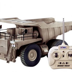Hobby-Engine-Remote-Control-Mining-Truck-0