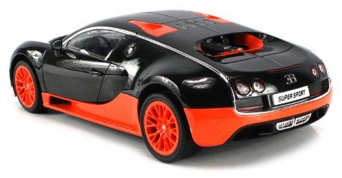 licensed bugatti veyron 16 4 super sport electric rc car 1 16 scale rtr w bright led lights. Black Bedroom Furniture Sets. Home Design Ideas