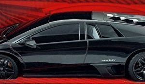 Luxe-Radio-Control-Black-Lamborghini-Murcielago-LP-670-4-SV-7-Full-Fuction-Radio-Controlled-Gloss-Black-0