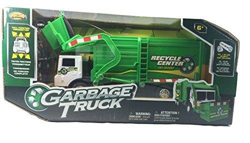 Nkok R C Garbage Truck Rc Radio Control