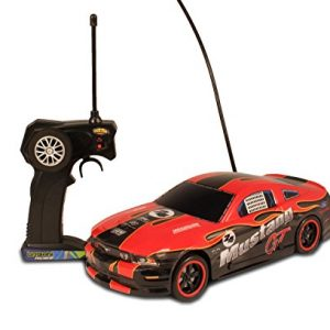 NKOK-Urban-Rides-Ford-Mustang-GT-Remote-Controlled-Vehicle-116-Scale-Colors-May-Vary-0