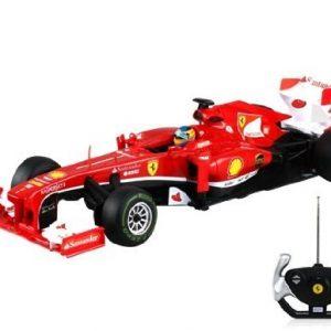 RASTAR-57400-112-4-Channel-Ferrari-F138-RC-Car-Model-Red-0
